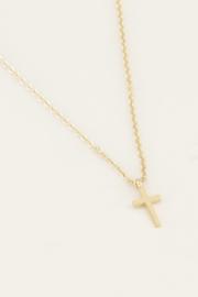 My Jewellery Ketting klein kruisje