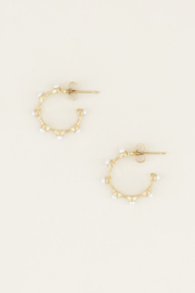 My Jewellery Oorringen met parels