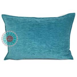 Kussen turquoise 70x50
