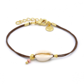Miss Beach bracelet - Beach pastels