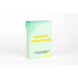 Trivia - Meditation Cards (Engels)