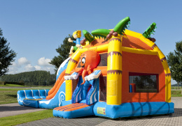 Beach multiplay super met plonsbad