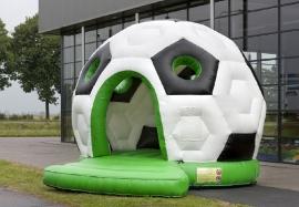 Voetbal springkussen