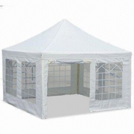 Partytent Pagode 4 x 4 meter