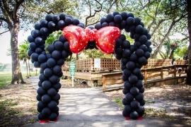 Ballonnenboog Mickey Mouse
