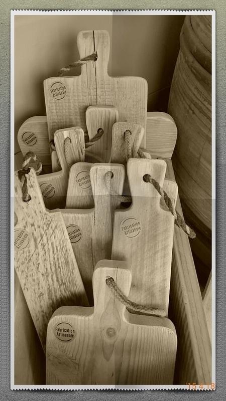 Kaasplanken div. maten artisanal