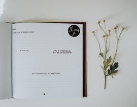 Herinneringsboek Ik mis je