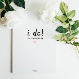 COMBI DEAL: Gastenboek & I DO! Trouwdagboek