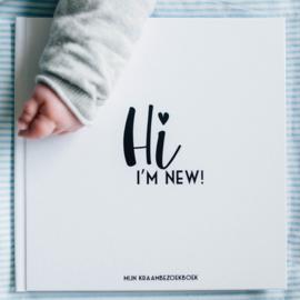 Kraambezoekboek Hi! I'm new