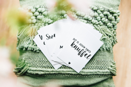 Bonjour Baby! Cards