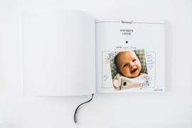 Baby's eerste jaar boek