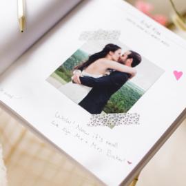 Wedding Memories invulboek