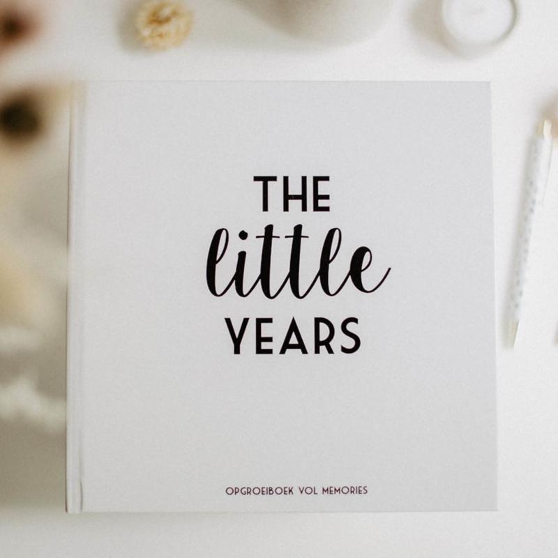 The Little Years - Opgroeiboek voor alle leeftijden met GRATIS kadootje