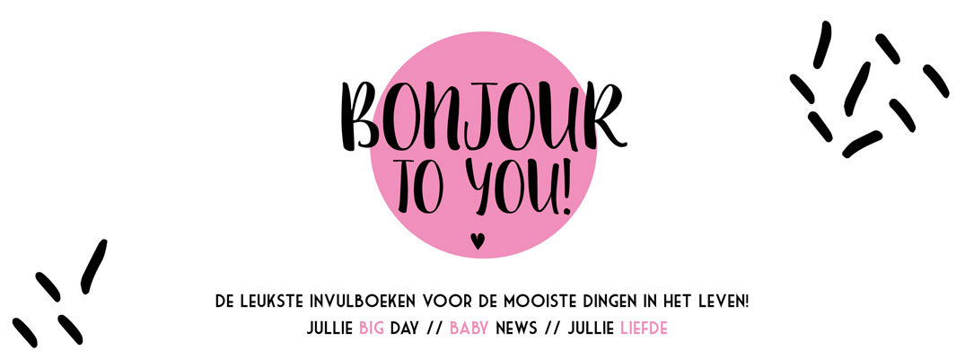 Bonjour to you!