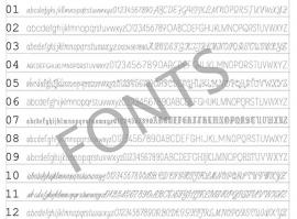 Gepersonaliseerde lerenarmband naam, tekst, letters graveren