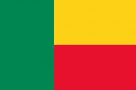 Vlag van Benin