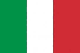 Italië grote  vlag vlag XXXL 150 x 250 cm