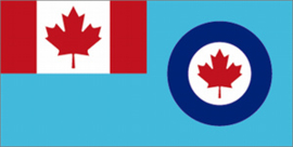 Vlag Canada Airforce