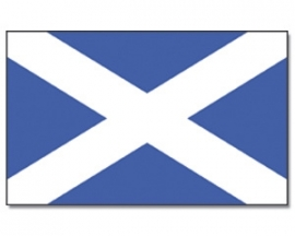 nationale vlag van Schotland Schotse vlag