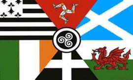 Celtic Nation Ierland vlag