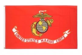 Vlag Amerika USA Marine Corps