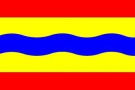 Provincievlaggen Provincie Overijssel