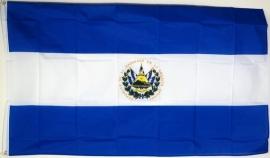 Vlag van El Salvador