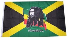 Vlag  Bob Marley
