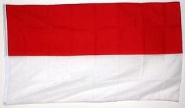 Vlag van Monaco