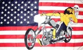 Vlaggen Amerika Easy Rider