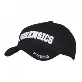 Baseball cap Forensic
