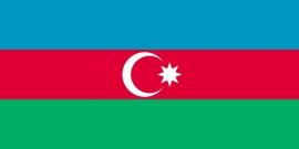 Vlag Azerbeidzjan 90x150 cm