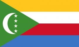 Vlag van Comoren