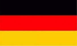 Duitsland grote  vlag XXXL 150 x 250 cm