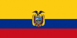 Vlag van Vlag van Ecuador