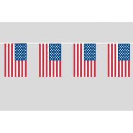 Vlaggenlijn Amerika STOF