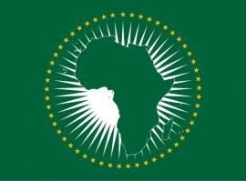Vlag van Afrikaanse Unie