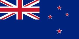 Nieuw Zeeland vlag 150 x 250 cm