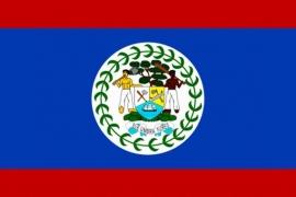 Vlag van Belize