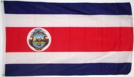 Vlag van Costa Rica