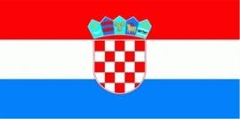 Vlag Kroatië 90 x 150 cm
