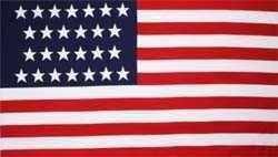Vlaggen Amerika 26 sterren (1837-1845)