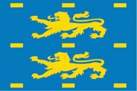 Vlag Provincie West-Friesland