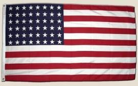 Amerikaanse vlag 48 sterren