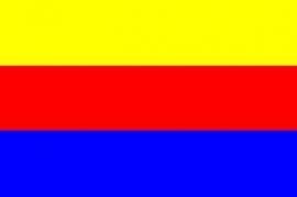 Provincie  vlag Noord-Holland