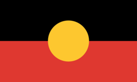 Vlag Aboriginals