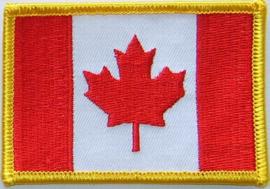 Embleem Canada stof