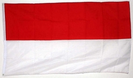 Grote Vlag Indonesië 150 x 250cm