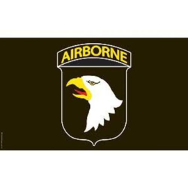 101st Airborne flag Black Band of Brothers