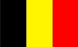België grote  vlag XXXL 150 x 250 cm
